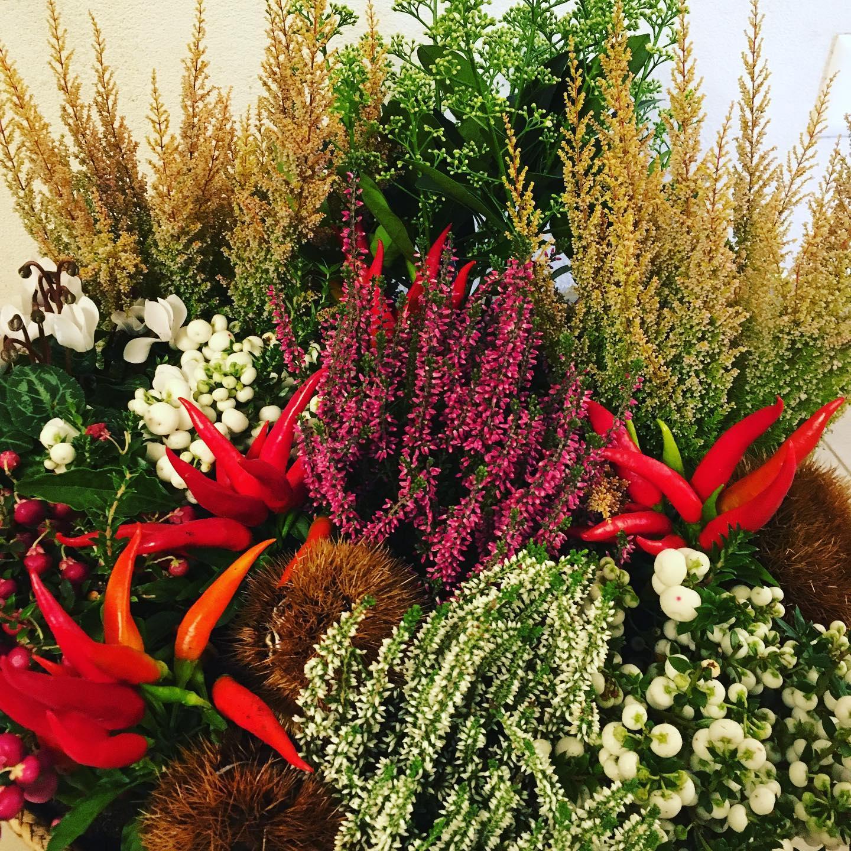 bouquet de fleurs galerie de création Chloé Savary Fleuriste à Mies