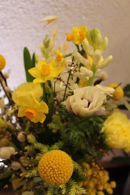 bouquet de fleur galerie des créations florales