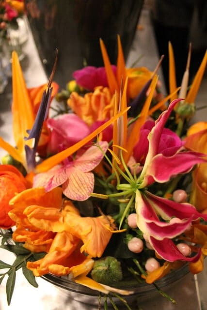 composition florale galerie des créations florales