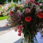 bouquet décoration florale événement galerie des créations florales