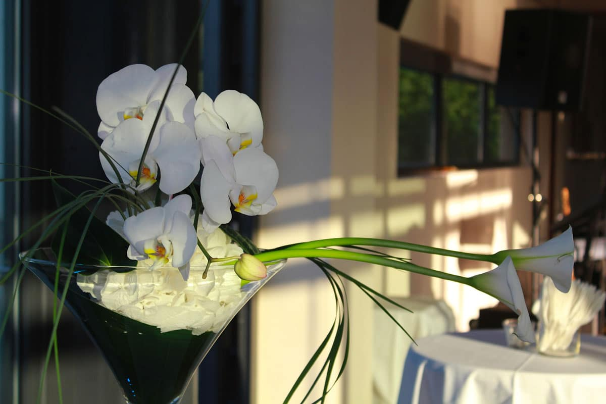 décoration florale événement galerie des créations florales