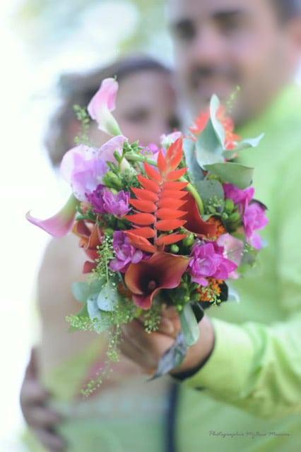 bouquet de mariée galerie des créations florales mariage fleuriste chloé savary