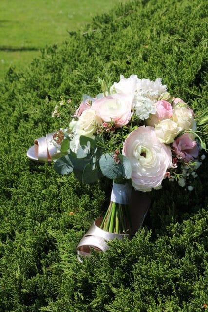 Bouquet de mariée mariage galerie des créations florales