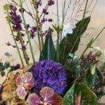 arrangement de fleurs de saison modulable arrangement créatif achat en ligne de fleurs